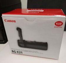 Canon BG-E21 Battery Grip for Canon EOS 6D Mark II Camera