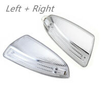 Door Rearview Mirror Turn Signal Lamps Lights Auto For Mercedes Class W164 ML300
