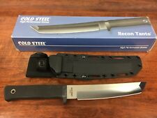 COLD STEEL 13RTLTS - Recon Tanto AUS 8A *SERIAL NUMBER ~003~ Discontinued Model