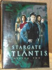 Stargate: Atlantis - Season 2 (DVD, 2009, 5-Disc Set) Joe Flanigan