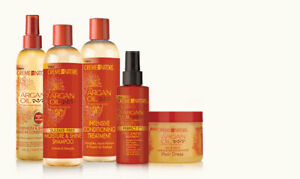CREME OF NATURE WITH ARGAN OIL FROM MOROCCO