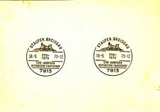 Staufen 1200 anno festa bel SST di 1970