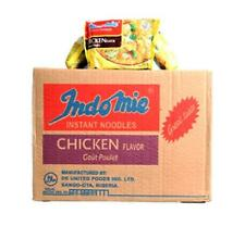(Box of 40) Nigerian - Indomie Instant Chicken Flavour Noodles 70g
