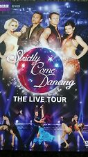 Strictly Come Dancing The Live Tour DVD and Programme