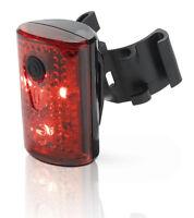 Fahrrad Rücklicht XLC LED Akku USB Rückleuchte StVZO für Haibike GT Bulls u.a.