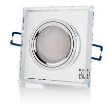 TOP AKTION CRISTAL 230V GU10 MR16 LED Einbauleuchte Deckenstrahler Deckenspot