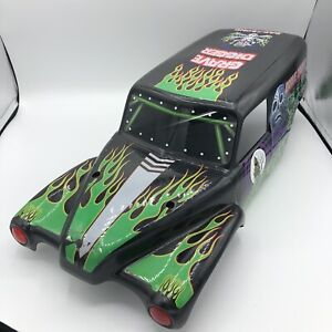 Monster Jam Mega Grave Digger RC Monster Truck Crawler Body Only 1:6 Scale