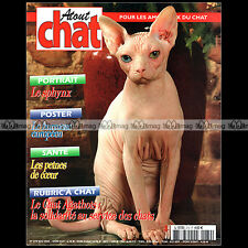 ATOUT CHAT N°279-b ★ RACE SPHYNX & BURMESE EUROPEEN ★ AFFECTION CARDIAQUE