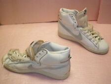 Vintage1984'/85' Nike Shoes Custom Size Men's L-7 , R- 9 High Tops, Never Used