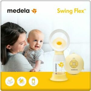 Medela Swing Flex 2-Phase Electric Breast Pump Single BNIB