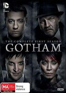 Gotham : Season 1 (6 Disc Set, 2014) NEW+SEALED R4