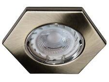 LED Einbaustrahler 12V 6-Eck Einbauleuchte Decken Spot Lampe