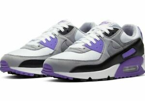 Nike Air Max 90 White Multi Size US Mens Athletic Running Shoes Casual Sneakers