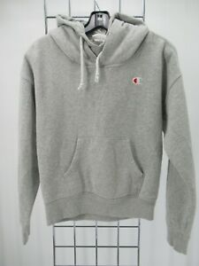 I1636 VTG Champion Men's Activewear Long Sleeve Pullover Hoodie Size XS