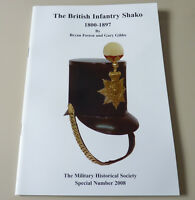 British Infantry Shako 1800-1897 Reference Book & Helmet Plate Badges Guide