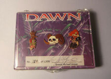 DAWN Cloisonne Pin Set - Out Of Print - Limited To 1500 SIGNED BY LINSNER Sirius