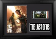 The Last of Us 35 mm Film Cell Display FRAMED Stunning Collectable
