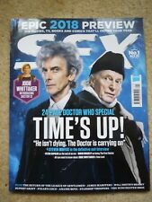 SFX Mag 295 Jan 2018 Dr Who / Epic 2018 Preview / The League of Gentlemen