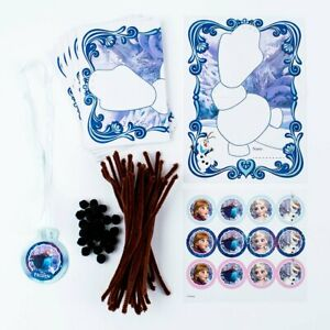 Disney Frozen Build an Olaf Party Game for 6 players