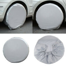 4x Tire Spare Storage Cover Tyre Wheel Carry Bag Tote Cover Protection Car