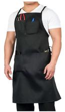 New listing Apron Heavy Duty Work Shop Utility Tool Storage Black Pockets For Men Women New