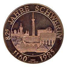 DDR - 825 Jahre SCHWERIN - RATHAUS - KONGRESSHALLE - SCHLOSS - ANSCHAUEN