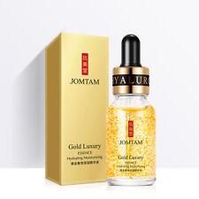 24K Gold Luxury Face Lift Serum Moisturizer Whitening Essence Anti Aging Wrinkle
