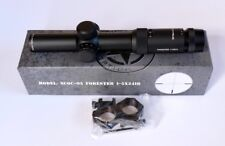 Vector Optics Forester 1-5x24 Riflescope Long Eye Relief SCOC-03
