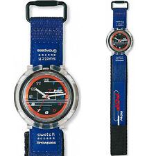30 m (3 ATM) Armbanduhren aus Textilgewebe mit 12-Stunden-Zifferblatt