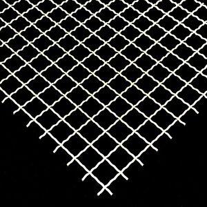 Individuelle Wellengitter Stahl Verzinkt - Maschenweite 20mm x 20mm - 2,5mm dick