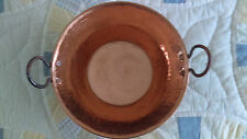 Mexican 100% Copper Handmade Kettle Jam Pot - Cazito - SMALL SIZE