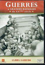 DVD -Guerres et grandes batailles - Du XX ème siècle - Le jour J : 06 juin 1944