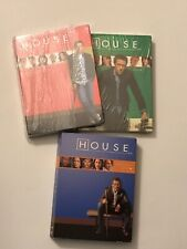 Dr House MD DVD Set Seasons 1 Used 3 and 4 New Sealed Lot