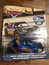 Disney Cars Fabulous Lightning McQueen Thomasville Racing Legends 1:55 Diecast