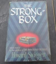 The Strongbox by Howard Swiggett 1st ed first edition HBDJ 1955