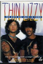 DVD Thin Lizzy ‎– The Boys Are Back In Town