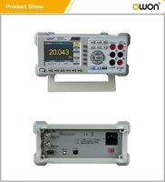 OWON XDM3051 5 1/2 Digit DMM, AC/DC V/A, Temp, Freq, DataLog, 4 wire Res