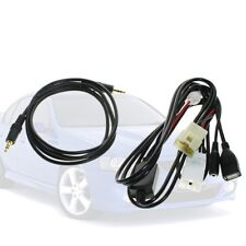 Aux in Audio And USB Charging Cable for Ford Falcon Territory BA BF XR6/8 MP3 UK