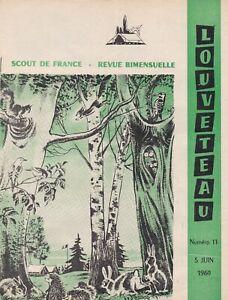revue louveteau n°11 du 5 juin 1960