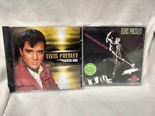 Rare Elvis Presley Hound Dog & Roots Revolution 2 CDs NEW                 cd6439