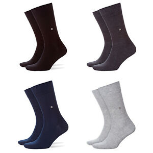 Burlington Men's Socks Everyday 2 4 6 8 10 Pair Stockings 40-46, Choice