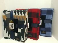 """Pendleton Home Collection Luxe Multi Color Throw Blanket  50"""" X 70"""" BRAND NEW!"""
