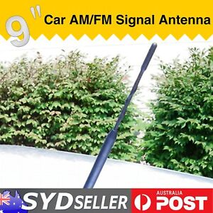 "Exterior Car Roof Antenna Repair Auto Radio AM FM Signal Booster Aerial 9"" 9inch"