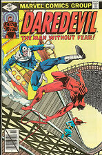 Daredevil # 161 (1964 Series) Marvel Key! Bullseye *** VF/NM to NM- (9.0-9.2)