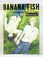 JP Book | Banana Fish TV Animation Official Guide: Moment