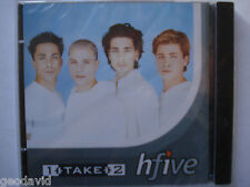 1*Take*2 hfive Made in Israel 1999 Hebrew New Sealed