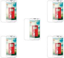 5 X Clear Screen Protector Guard Film Fo LG Optimus L70 Dual /  D325