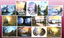 BOB ROSS, 3-disc DVD SET, Series 20 Teaches13 Paintings