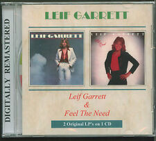 LEIF GARRETT - Leif Garrett / Feel The Need