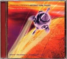 COLIN DALE - ABSTRACT FUNK THEORY - A FUSION OF TECK-FUNK,HOUSE & ELECTRONICA -